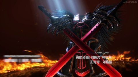 Wu Geng Ji (Chronicles of the God's Order) – Episode 08 – English Subbed