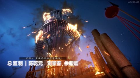 Wu Geng Ji (Chronicles of the God's Order) – Episode 13 – English Subbed